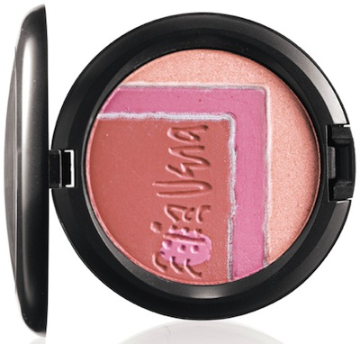 mac vera pearlmatte face powder flower fantasy