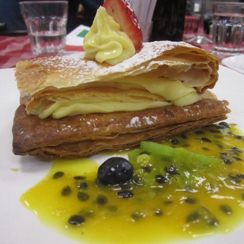 ABC mille feuille