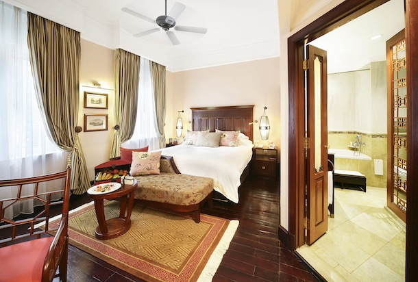 Hotel Metropole Hanoi -  Luxury room