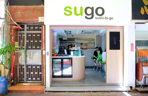 Sugo Sushi Fast Cheap And Tasty Take Out Lunch In