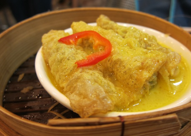 tim ho wan hong kong steamed beancurd sheets