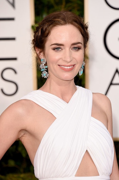 Emily Blunt - Getty Images