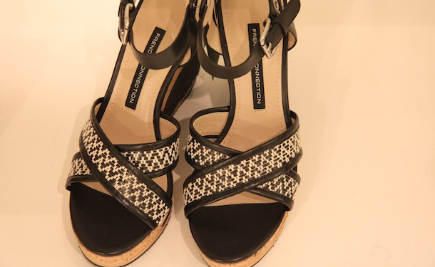 fcuk ss15 wedges