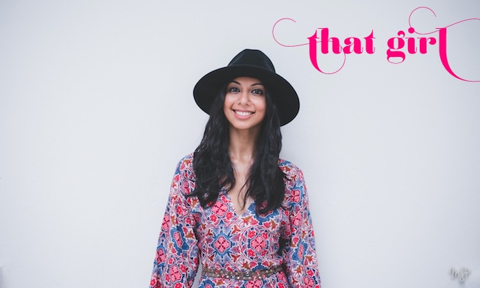 That Girl: Resham Daswani, Founder of Spiral Spaces and Tea Meditation Practitioner